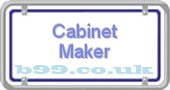 cabinet-maker.b99.co.uk